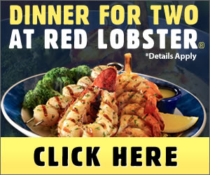 Eat Free At Red Lobster Mr Coupon Deals